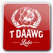 T-Daawg E-Liquid Logo