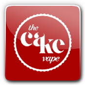 The Cake Vape E-Liquid Logo