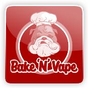 Bake N Vape E-Liquid Logo