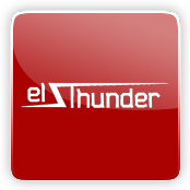 El Thunder E-Liquid Logo