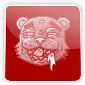 Greedy Bear E-Liquid Logo