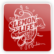 Lemon Life E-Liquid Logo