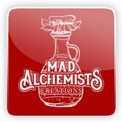 Mad Alchemist Creations E-Liquid Logo