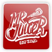 Mr Juicer E-Liquid Logo