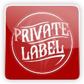 Private Label E-Liquid Logo