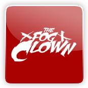 The Fog Clown E-Liquid Logo