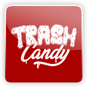 Trash Candy E-Liquid Logo