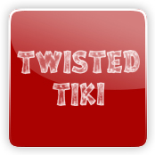 Twisted Tiki E-Liquid Logo