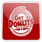 Get Donuts E-Liquid Logo