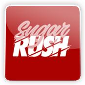 Sugar Rush E-Liquid Logo