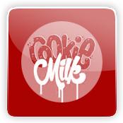Cookie Milk E-Liquid Logo