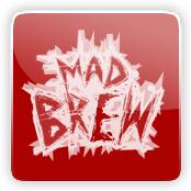 Mad Brew E-Liquid Logo