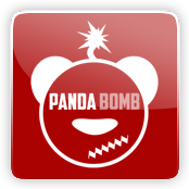 Panda Bomb E-Liquid Logo