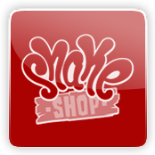 Shake Shop E-Liquid Logo