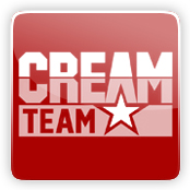 Cream Team E-Liquid Logo