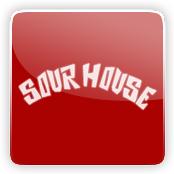 Sour House E-Liquid Logo