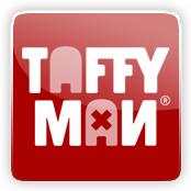 Taffy Man E-Liquid Logo