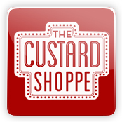 The Custard Shoppe E-Liquid Logo