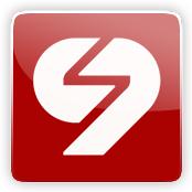 9 Volt Vapes E-Liquid Logo