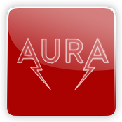 Aura Salts E-Liquid Logo