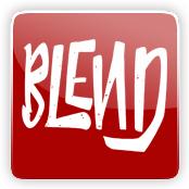 Blend E-Liquid Logo