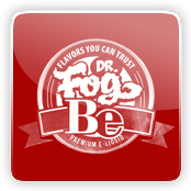 Dr Fog Be E-Liquid Logo