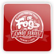 Dr Fogs Candy Series E-Liquid Logo