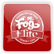 Dr Fog Elite E-Liquid Logo
