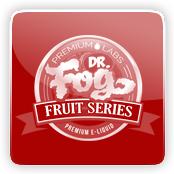 Dr Fog Fruit Series E-Liquid Logo