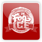 Dr Fog Ice E-Liquid Logo