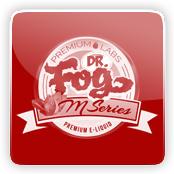 Dr Fog M Series E-Liquid Logo
