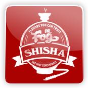 Dr Fog Shisha E-Liquid Logo