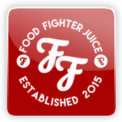 Food Fighter E-Liquid Logo