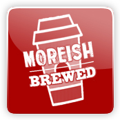 Moreish Brewed E-Liquid Logo