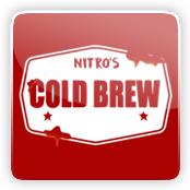 Nitro's Cold Brew E-Liquid Logo