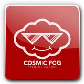 Cosmic Fog E-Liquid Logo