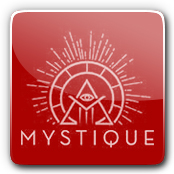 Mystique Vapor Logo