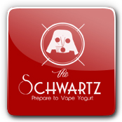 The Schwartz Yogurt E-Juice Logo