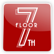 7th Floor Cocktails E-Liquid Logo