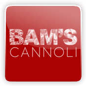 Bam's Cannoli E-Liquid Logo