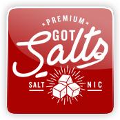 Got Salts E-Liquid Logo
