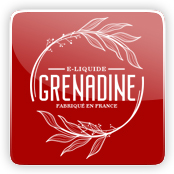 Grenadine E-Liquid Logo