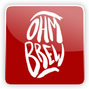 Ohm Brew E-Liquid Logo
