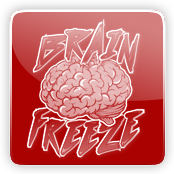 Brain Freeze E-Liquid Logo