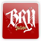 Bru Juice E-Liquid Logo