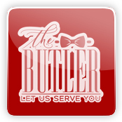 The Butler E-Liquid Logo