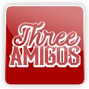 Three Amigos E-Liquid Logo