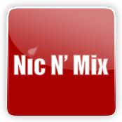Nic N' Mix E-Liquid Logo