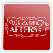What's for Afters? E-Liquid Logo