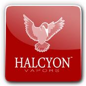 Halcyon Vapors Logo
